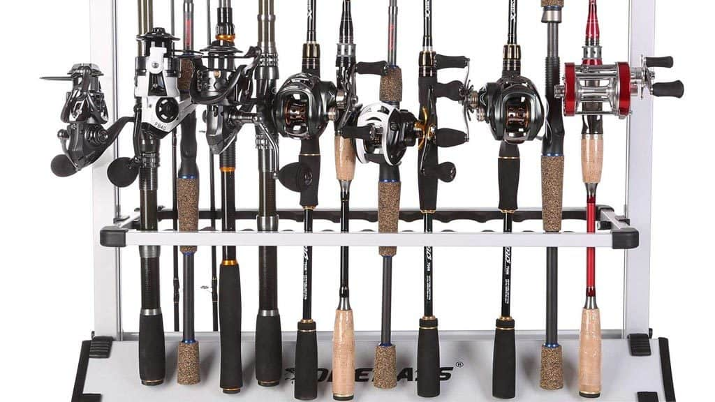 Different Type of Fishing Rods explained