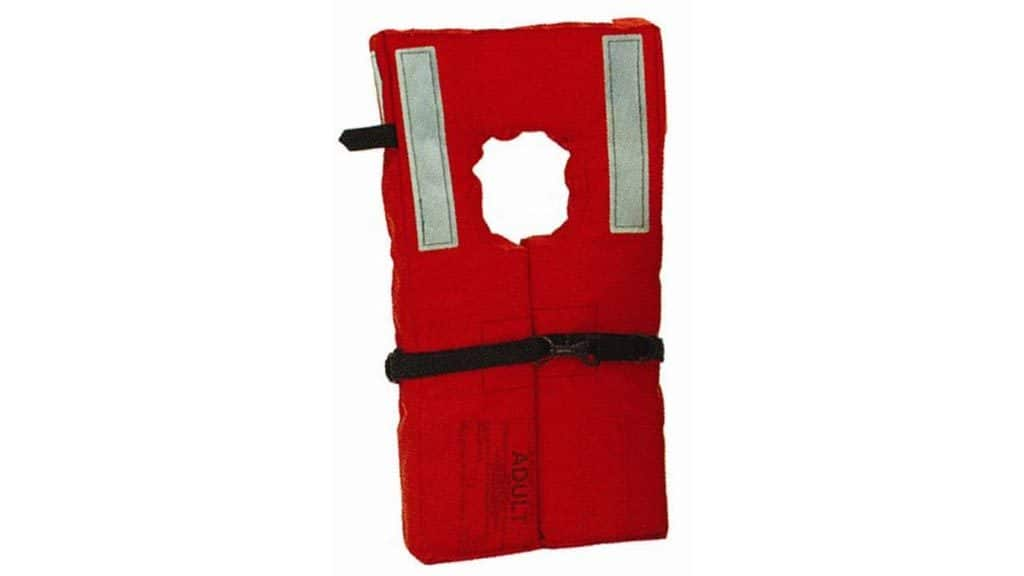 Kent Commercial Type I Collar Style Life Jacket