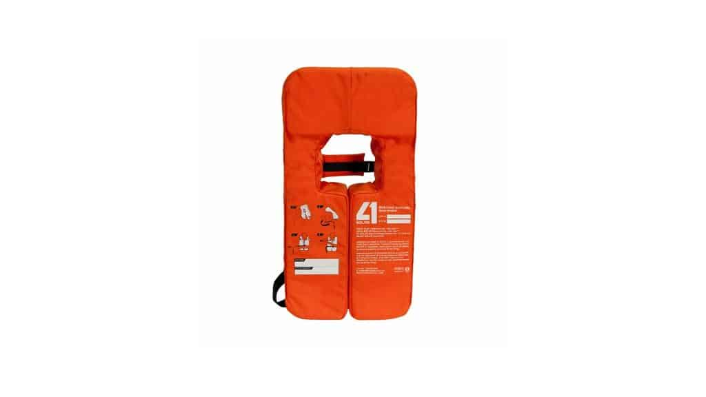 Mustang Survival 4-One Life Jacket