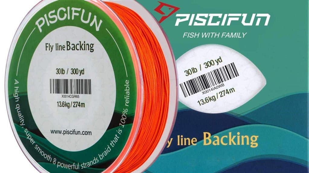 Piscifun Braided Backing Line