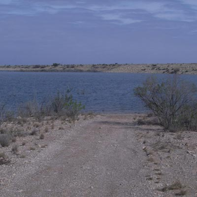Red Bluff Launch Site